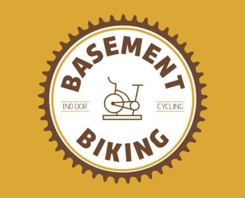 Logo ontwerp Basement Biking