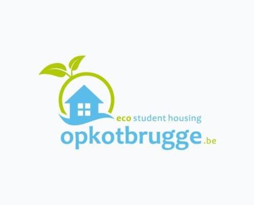 Logo ontwerp Op kot brugge