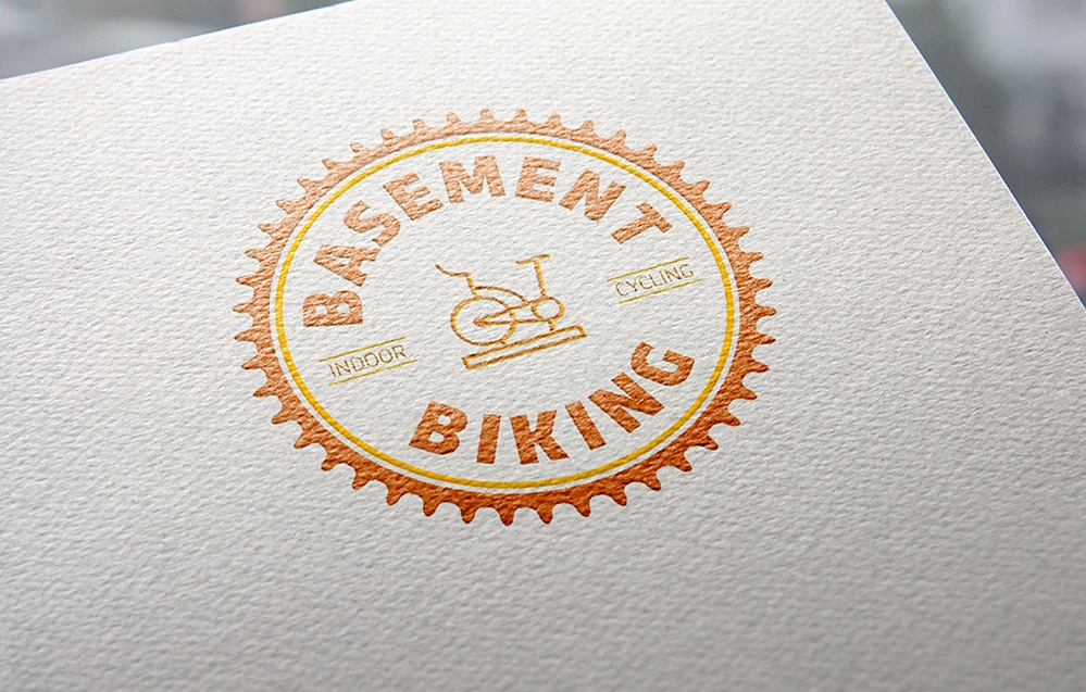 Basement Biking Logo