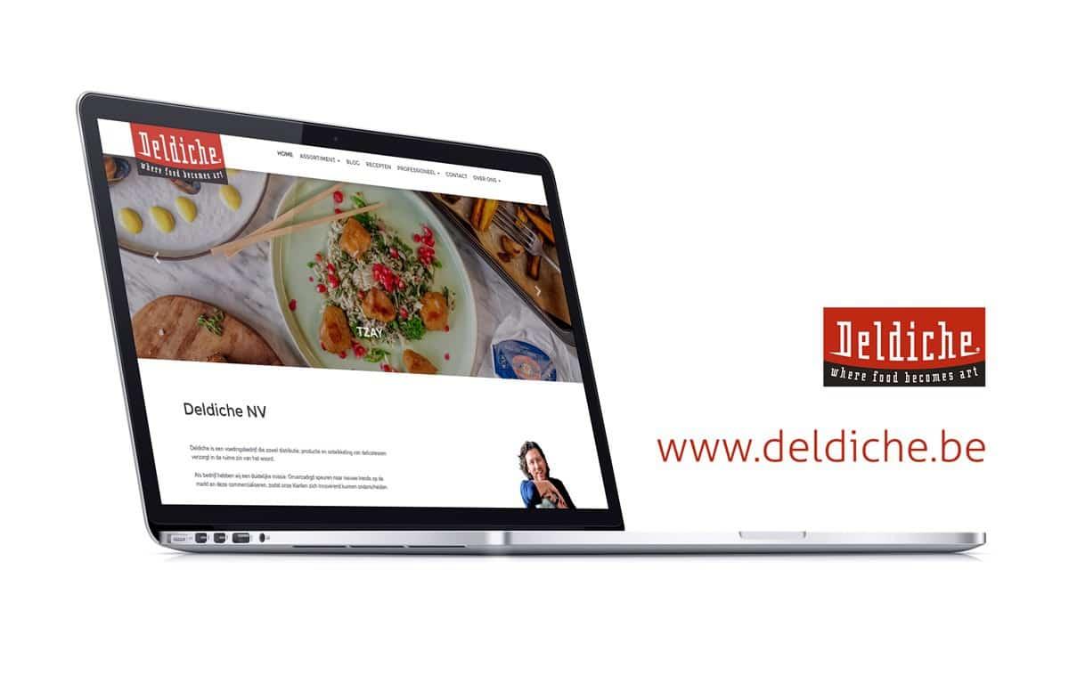 Drupal webdesign Deldiche | design15